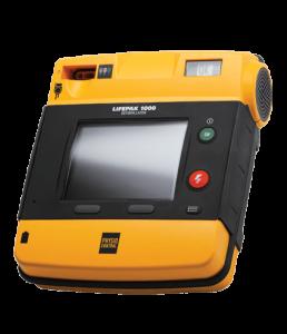 Physio-Control Lifepak 1000 AED - Cardiac Solutions