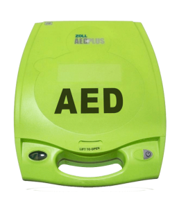 Zoll AED Plus - Cardiac Solutions